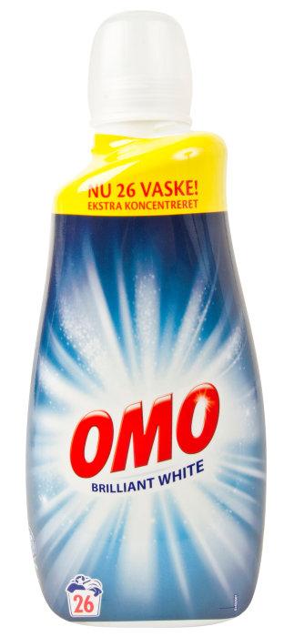 OMO vaskemiddel – flydende white 1,3 L