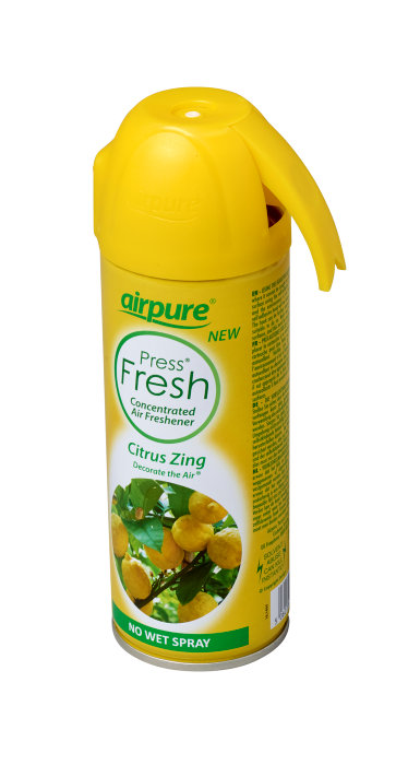 Airpure luftfrisker citrus