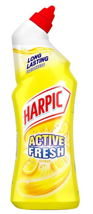 Harpic toiletrens citrus