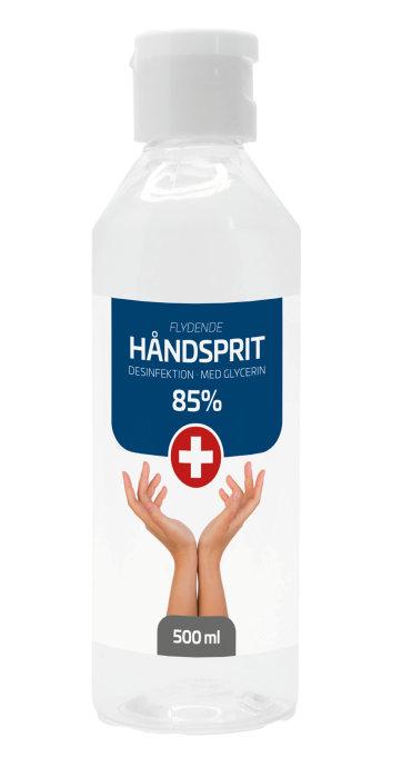 Håndsprit 500 ml