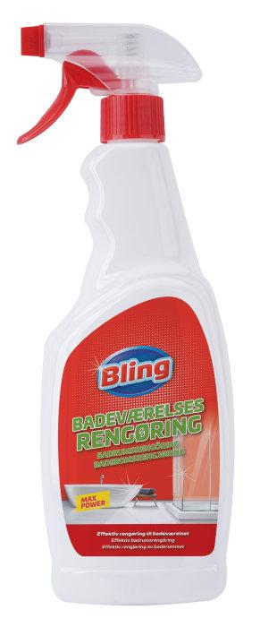 Badeværelsesrengøring spray 750 ml - Bling