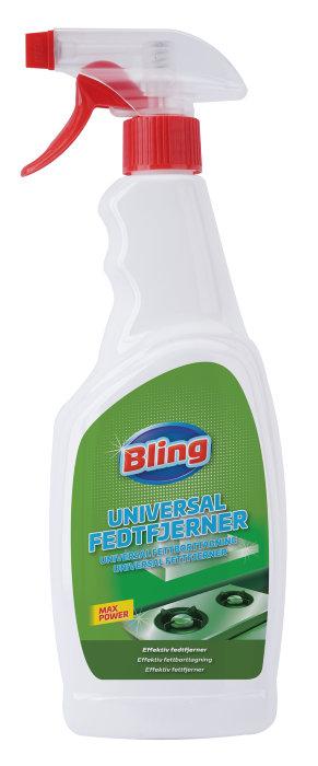 Anti-fedt spray 750 ml - Bling