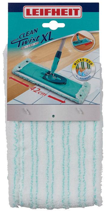 Leifheit refill mikrofiber cover til moppehoved
