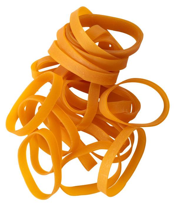 Kraftige elastikker 12 mm
