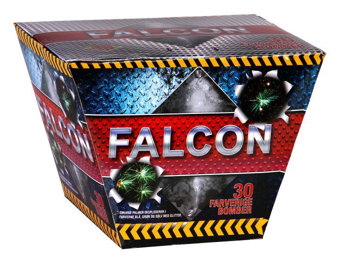 Nr. 8 Falcon Viftebatteri - 30 luftbomber