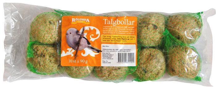Talgboll 10-pack
