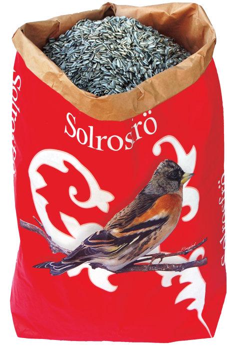 Solrosfrö till vilda fåglar 10 kg