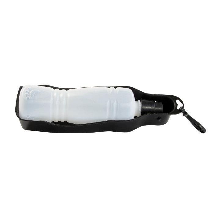 Drikkeflaske m/skål til hund -  500ml