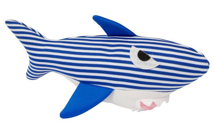 Vandlegetøj til hund - haj