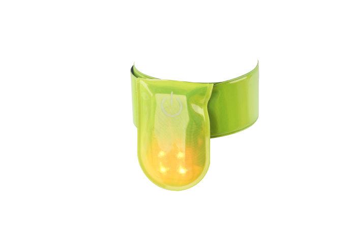 Refleksbånd med LED lygte