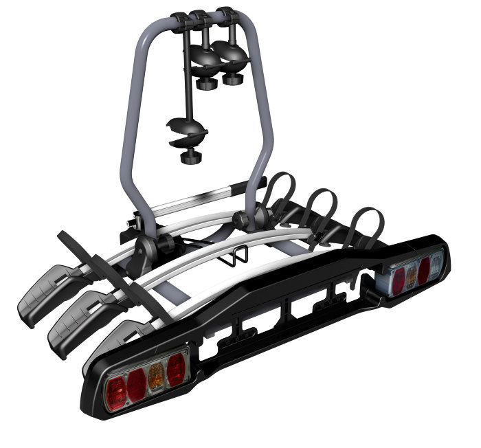 Cykelholder til 3 cykler - Autozone