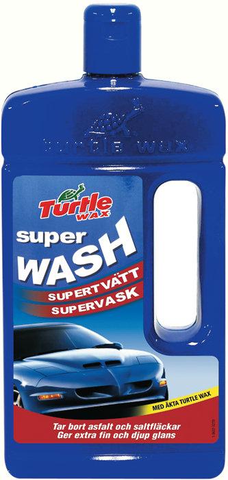 Supertvätt Turtle 1 L
