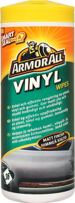 Våtservetter Vinyl 30-pack