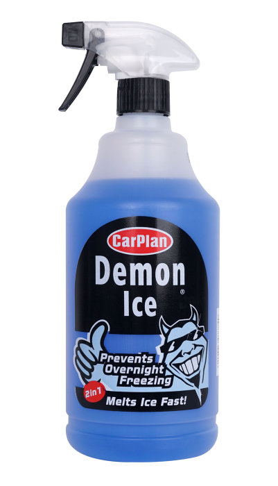 Isfjerner 1 liter - Demon Ice