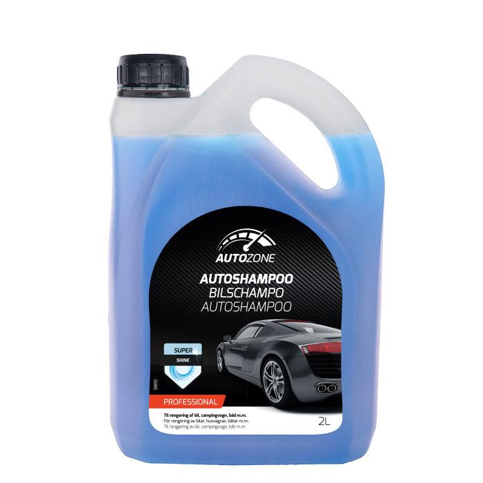 Autoshampoo 2 liter - Autozone