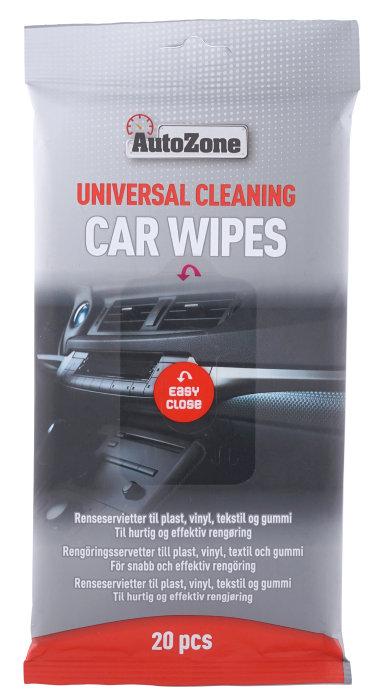 Auto wipes universal 20 stk. - Autozone