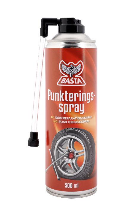 Basta punkteringsspray 500 ml