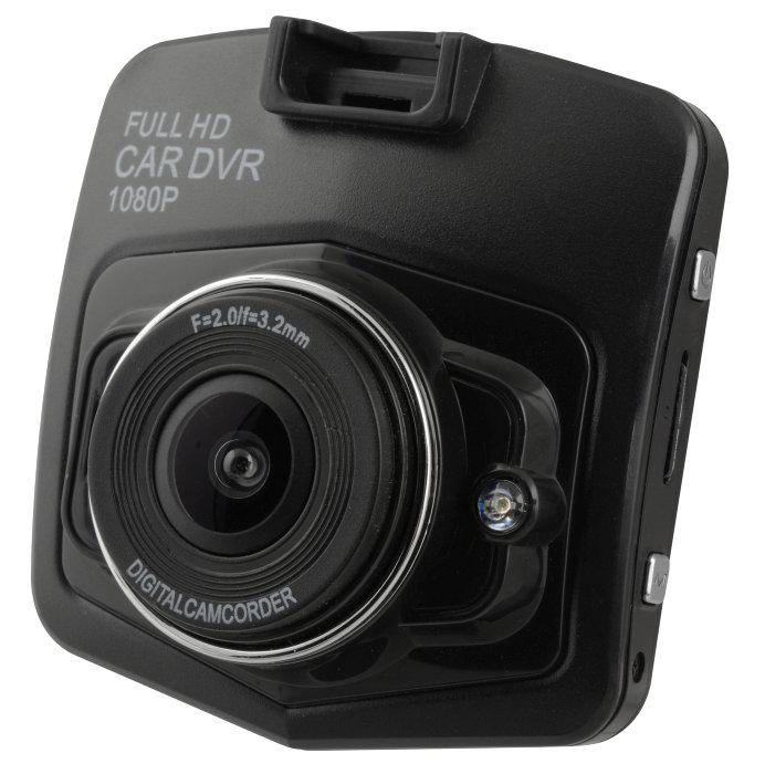 Bilkamera til forruden af bilen