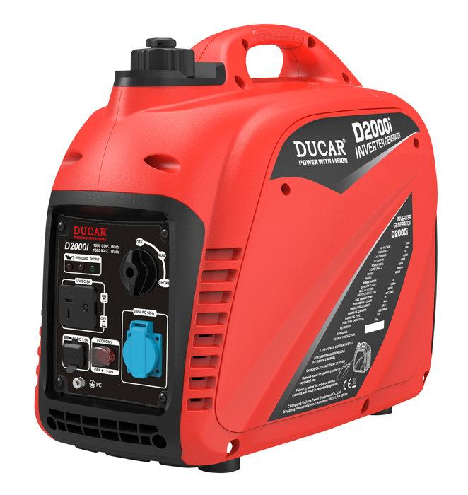 Generator/inverter 2000W