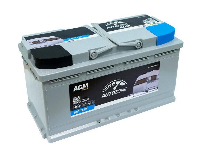 Batteri 12V 90Ah (+h)