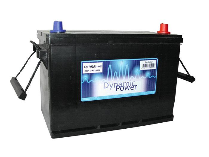 Batteri 12V 95Ah (+h)