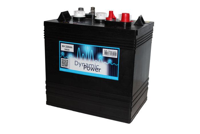 Batteri 6V 220Ah