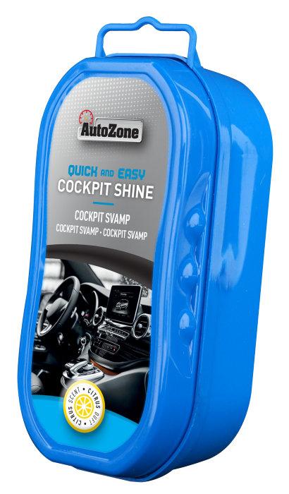 Rengøringssvamp til cockpit - Autozone