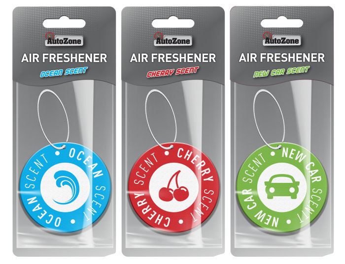 Luftfrisker til bilen - Autozone