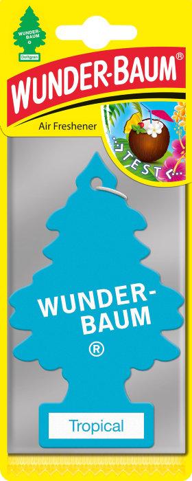 Wunderbaum luftfrisker - Tropical