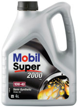 Smuk Mobil motorolie 10w-40 4 liter ID-89