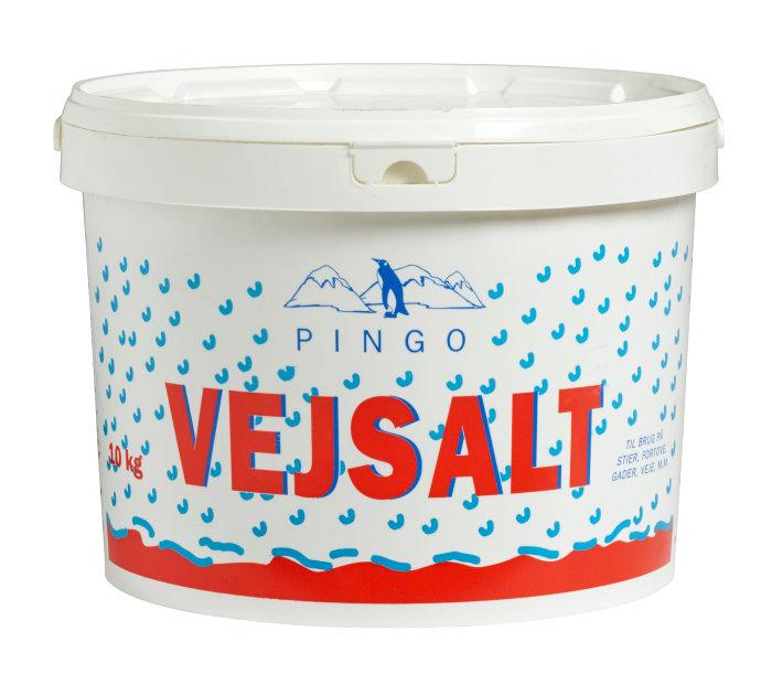 Pingo vejsalt i spand - 10 kg