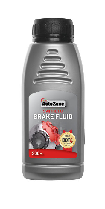 Bremsevæske DOT4 300 ml - Autozone