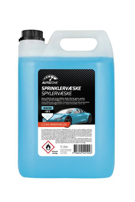 Sprinklervæske til vinter 5 liter - Autozone