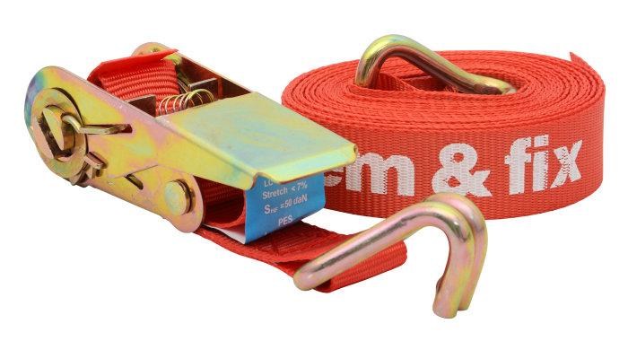 Spännband 5 m jem & fix