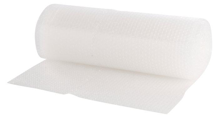 Bobleplast rulle - 0,5 x 10 meter