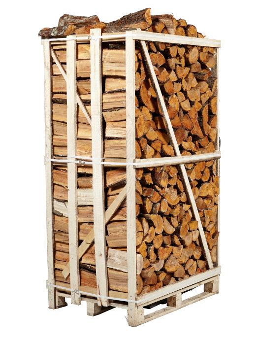 Pejsebrænde blandet løvtræ, ovntørret