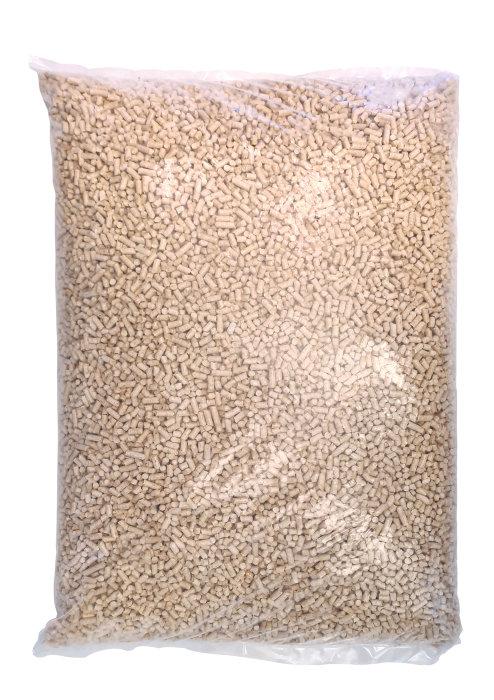 Træpiller 6 mm 15 kg - Glød