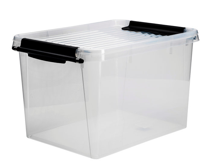 Plast1 systemboks - 32 liter