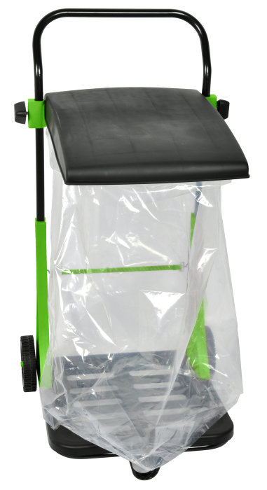 Havevogn 80 liter affaldsposer