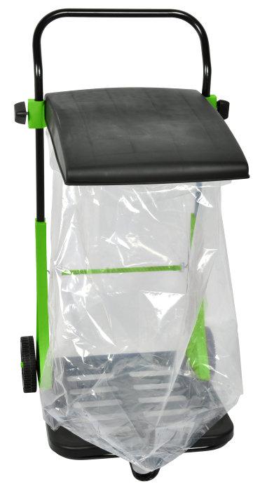 Hagetralle 80 liter avfallsekker