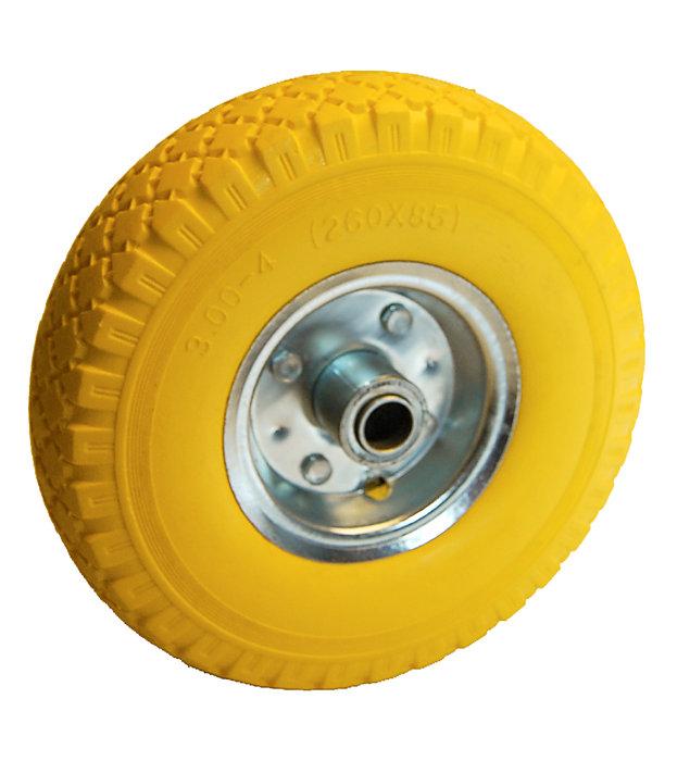 Hjul til sækkevogn punkterfri - Garden