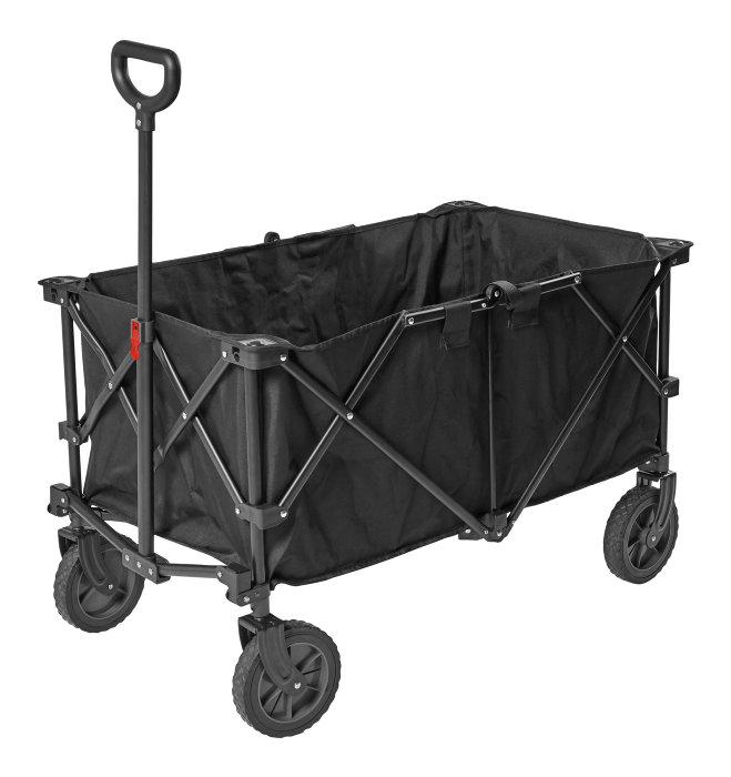 Trækvogn foldbar maks. 80 kg