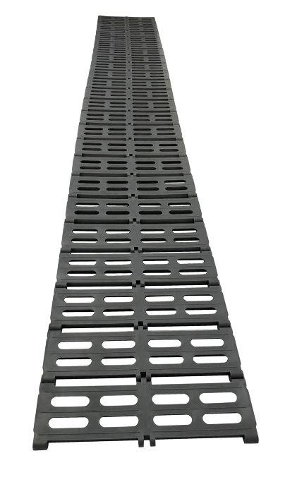 Køreplade til haven 300 x 39 cm