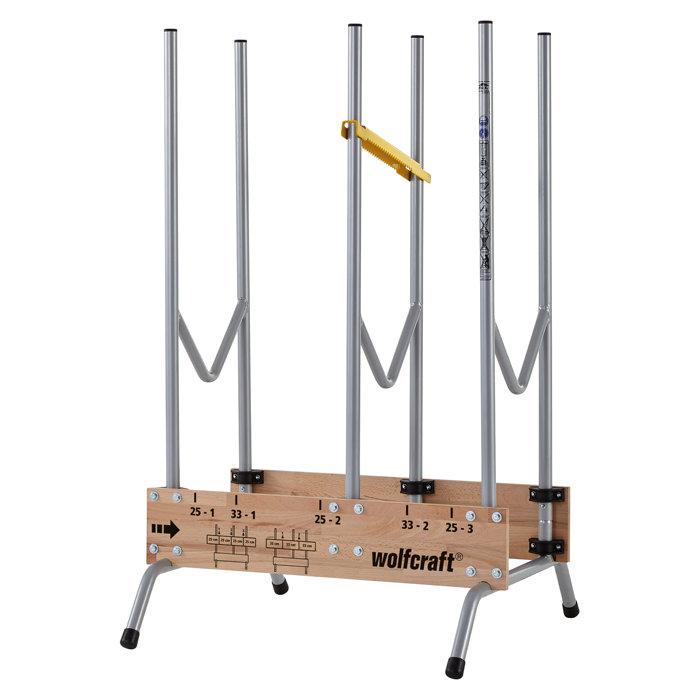 Wolcraft savbuk som kan belastes med op til 150 kg