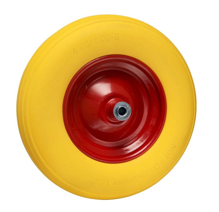 Hjul till skottkärra 110 l