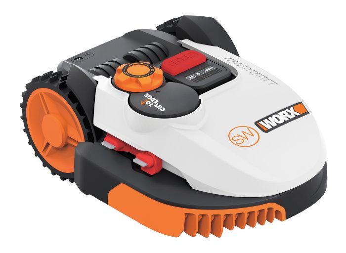 Robotgräsklippare Worx Landroid WR100SI