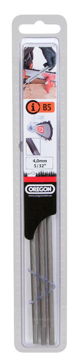Oregon rundfil til motorsagkjeder 3 stk