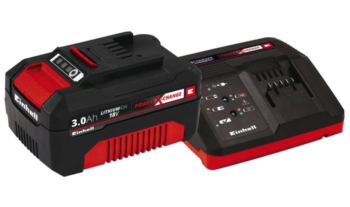 Batteriladdare Single Charger Einhell