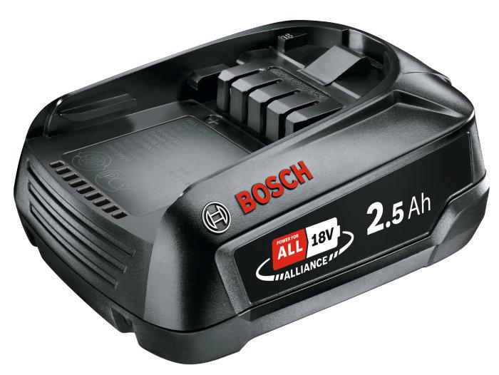 Bosch batteri 18V 2,5Ah