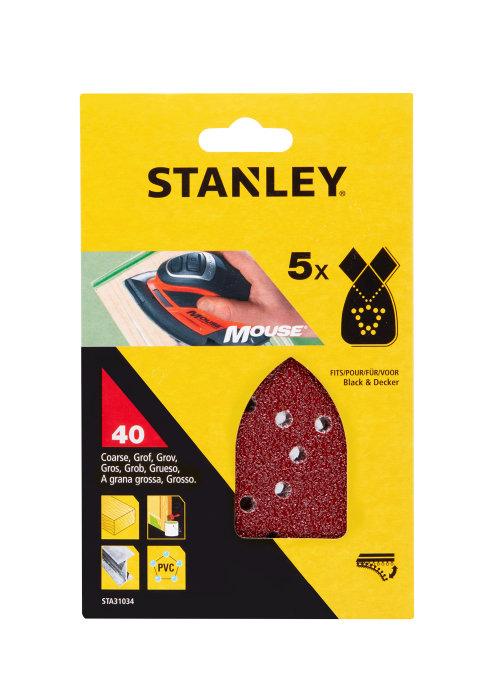 Slippapper Mouse K40, Stanley